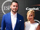 J.J. Redick calls police after claiming he saw a woman caged in a car