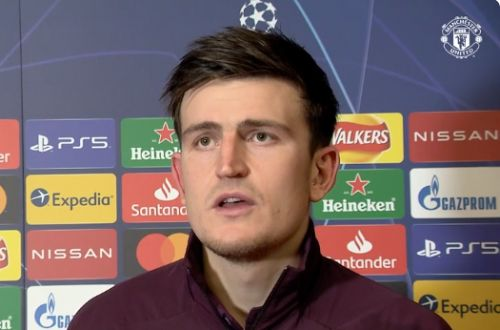 Harry Maguire reveals how Manchester United squad reacted to embarrassing Tottenham defeat