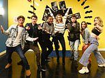 Jamie Lynn Spears and the Zoey 101 cast reunite to film classic kids comedy show All That