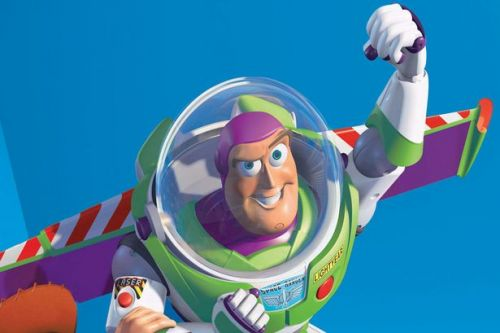Toy Story's original Buzz is unrecognisable and had entirely different name