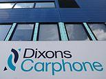 Dixons Carphone axes dividend as profits halve