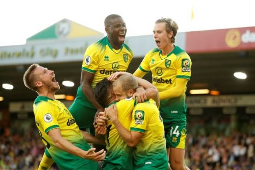 Norwich 3-2 Man City: Champions suffer shock defeat as calamitous defending helps Canaries to big win