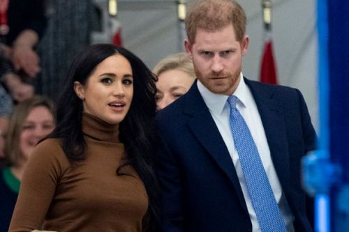 Emily Andrea says 'it's a shame' Prince Harry and Meghan have left the UK after he breaks silence on Canada move