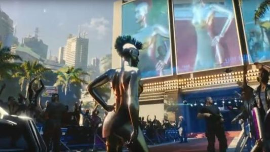 Cyberpunk 2077 is coming to Google Stadia