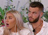 Love Island's Finley's first date with Paige was filmed in SILENCE and he had 'tiffs' with producers