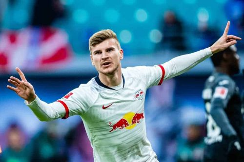 """Timo Werner """"proud"""" to be linked with """"best team in the world"""" Liverpool"""