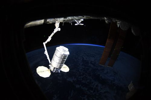 Cygnus supply ship delivers 3.8-ton cargo load to International Space Station