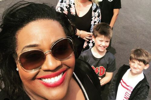 Alison Hammond gives fans rare glimpse of her family as she shares picture on summer holiday: 'Lovely memories being made'