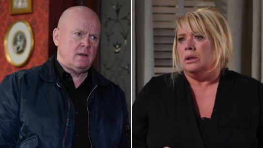 EastEnders spoilers: Shock sex reunion for Sharon and Phil Mitchell as he returns?