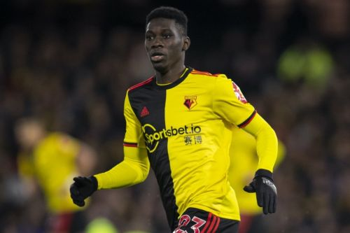"""Liverpool """"will monitor"""" Watford winger Ismaila Sarr - but could face """"hefty fee"""""""