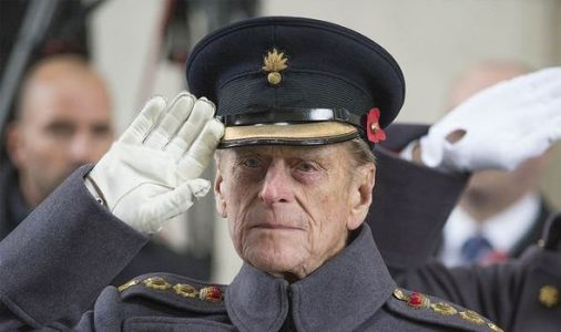 Royal heartbreak: How Philip confessed he 'shed tears over brave British spirit' on VJ Day