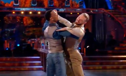 Strictly 2021: John Whaite and Johannes Radebe leave viewers emotional with another stunning routine