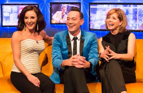 Craig Revel Horwood says Strictly curse is a 'blessing' but Seann Walsh should do a 'dance of shame'