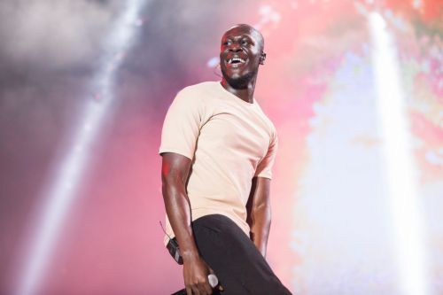 Stormzy fan returns home to find rapper painting his bedroom and we're crying