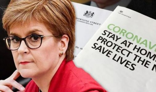 Sturgeon humiliated as SNP 'wastes' £1.6M on campaign Scots failed to understand