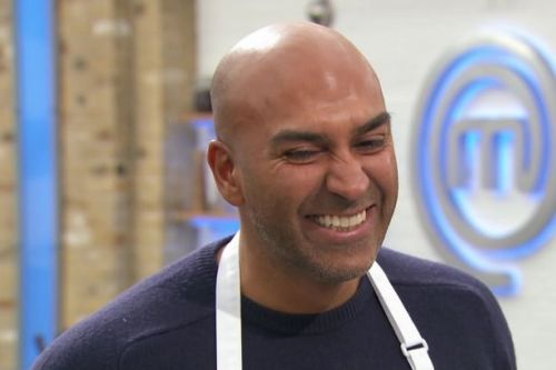 Celeb MasterChef fans wowed by Amar Latif as he becomes first blind contestant