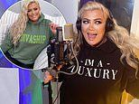 Gemma Collins 'plans to become a club DJ after lockdown and could earn up to £25,000 per gig'