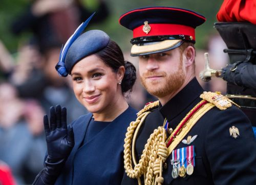 Are Prince Harry and Meghan Markle still royal?