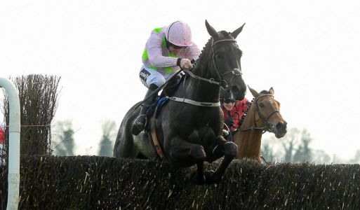 Willie Mullins lands first Irish Grand National with hot favourite Burrows Saint