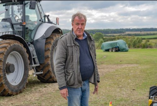 Jeremy Clarkson laments cost of 'phenomenally expensive' bull semen in efforts to expand farm