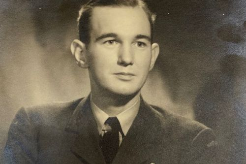 Medals of WW2 RAF pilot who got crew home while plane was on fire sell for £4,300