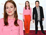 Julianne Moore and Michael J. Fox lead the stars at his Parkinson's benefit in New York
