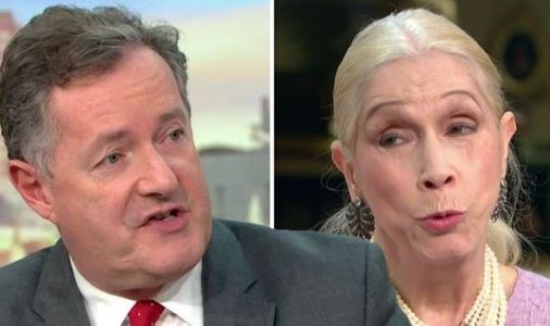 Prince Andrew row: Lady Colin Campbell in huge clash with Piers Morgan defending royal