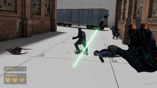 Half-Life: Alyx now has lightsabers thanks to official mod support