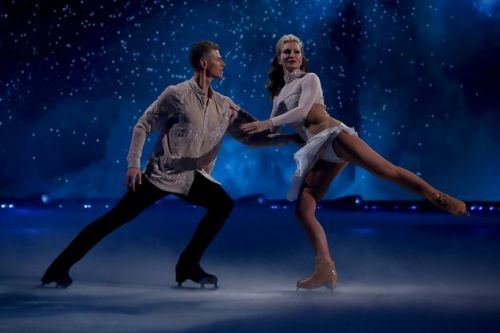 Dancing On Ice Rep Addresses 'Bullying' Claims After Caprice 'Parts Ways' With Skating Partner