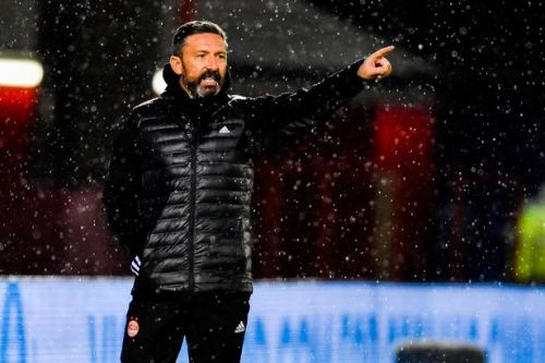 Aberdeen boss Derek McInnes calls for title vote and points to 'practicalities'