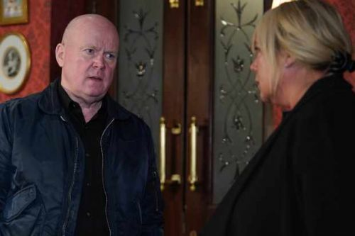 EastEnders' Phil and Sharon back together after becoming united in grief?
