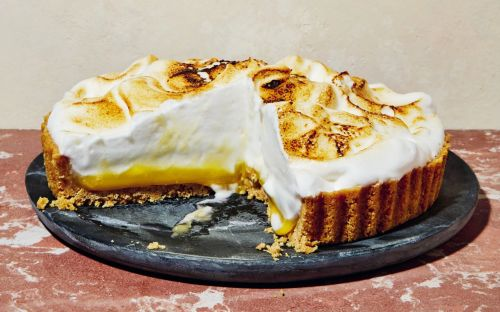Quick lemon meringue pie recipe