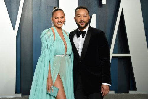 John Legend and Chrissy Teigen pack on PDA in teaser for Wild music video and we're already obsessed
