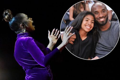 Jennifer Hudson's emotional Kobe Bryant tribute 'touches hearts' at All-Star game