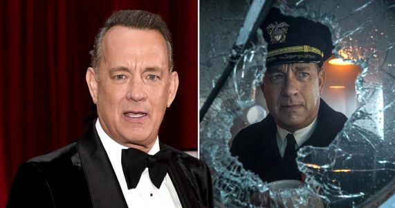 Tom Hanks 'absolutely heartbroken' new movie Greyhound is going straight to Apple TV+