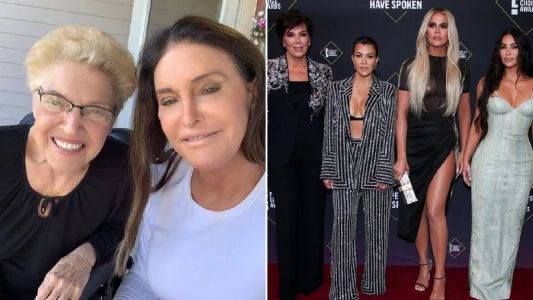 I'm A Celebrity star Caitlyn Jenner's mum lashes out at the Kardashians for making daughter look spineless