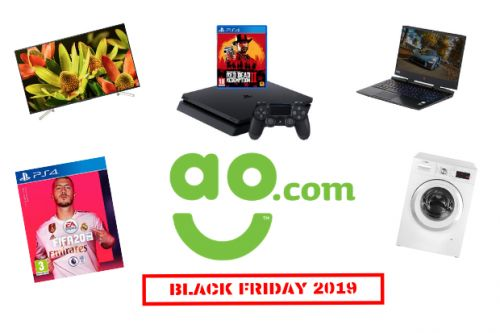 AO.com Black Friday deals - offers and sale for 2019