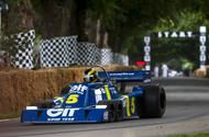 Tyrrell P34 continuation: reviving a six-wheeled F1 legend