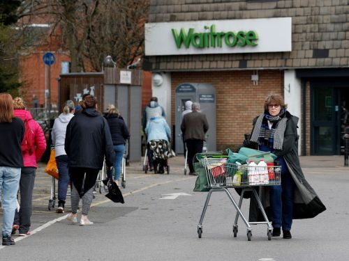Waitrose Pledges Coronavirus Self-Isolation Pay After Staff Outcry