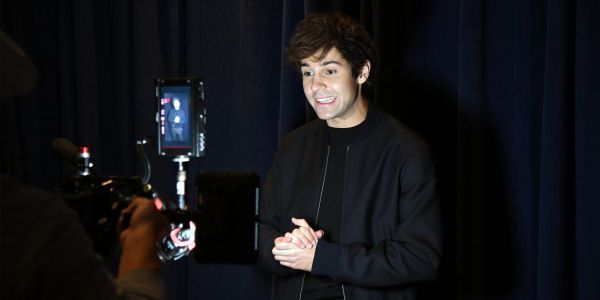 After months on hiatus, David Dobrik posts a vlog with only vague mentions of controversies