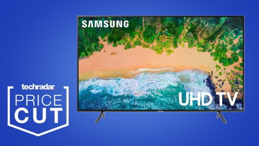 Best Buy TV deal: the Samsung 55-inch 4K TV is on sale for $330 today only