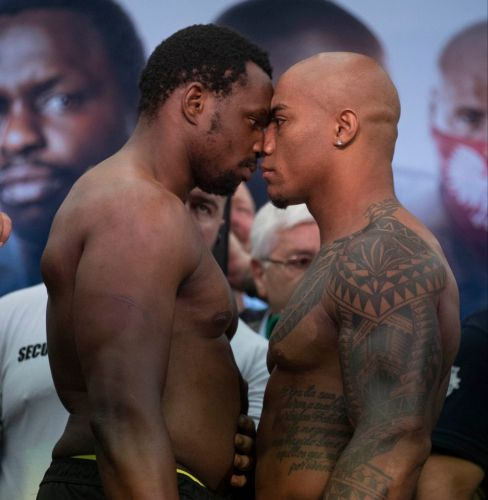 Dillian Whyte vs Oscar Rivas: Start time, TV channel, live stream and undercard for TONIGHT'S heavyweight fight