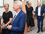 Sophie, Countess of Wessex looks a picture of elegance at Jill Dando memorial event in London