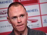 Chris Froome is set to leave Team Ineos at the end of the season after ten years