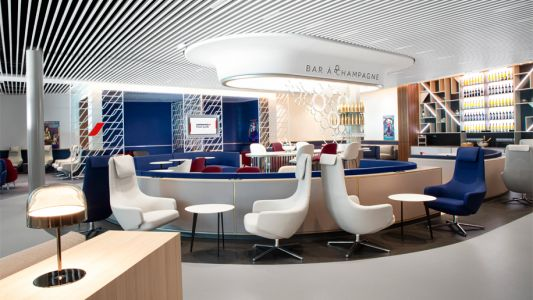 Air France opens long-haul lounge at Paris Orly T3