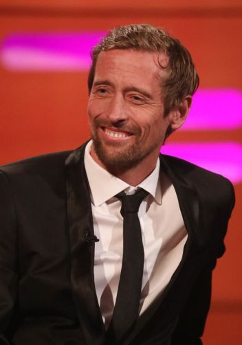 Peter Crouch Explains Why His Three-Week-Old Baby Still Hasn't Got A Name
