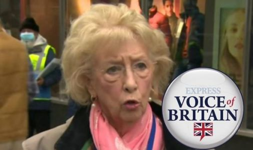 Yorkshire resident, 83, furious at Boris's lockdown 'Not going to be fastened in a house!'