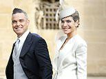 Robbie Williams calls Ayda Field 'Picasso t**s' while she calls him 'manw***e' and 'dirty boy'