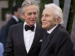 Kirk Douglas 'left entire $60million fortune to charity'