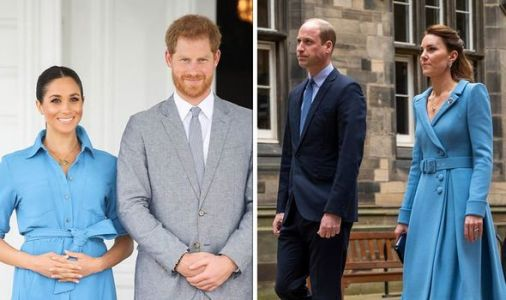 Kate and Prince William 'planning secret trip to US' to meet Lili and end 'bitter feud'